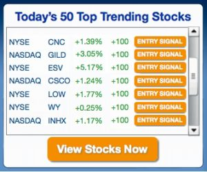 top-trending-stocks